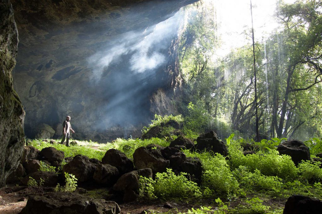 Tutum Cave, Mount Elgon, Uganda