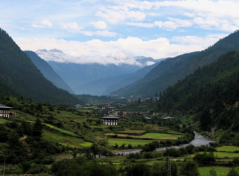 Has Valley Bhutan travel guide