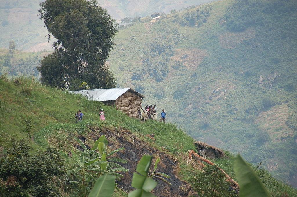 Kasese, Rwenzori Mountains, Uganda