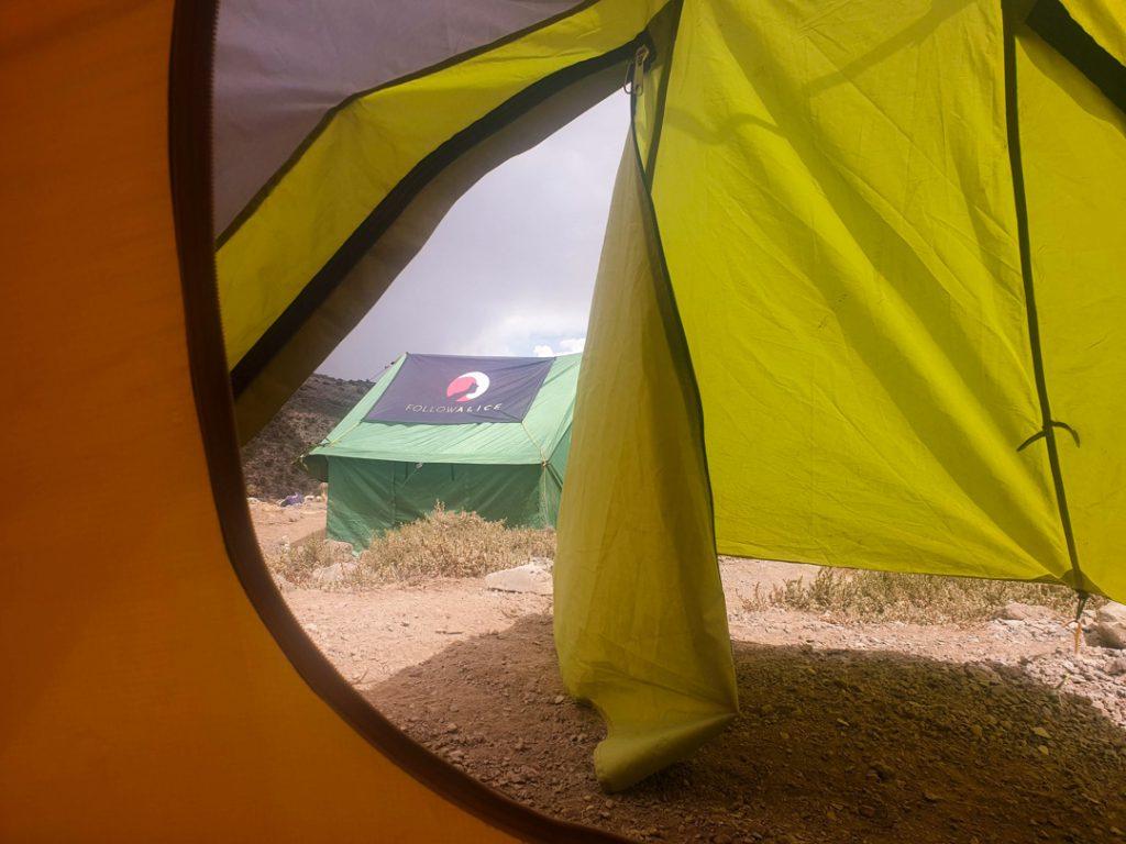 Tent Kilimanjaro