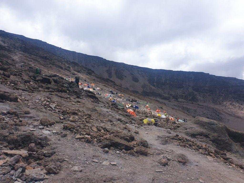 Barafu Camp Kilimanjaro