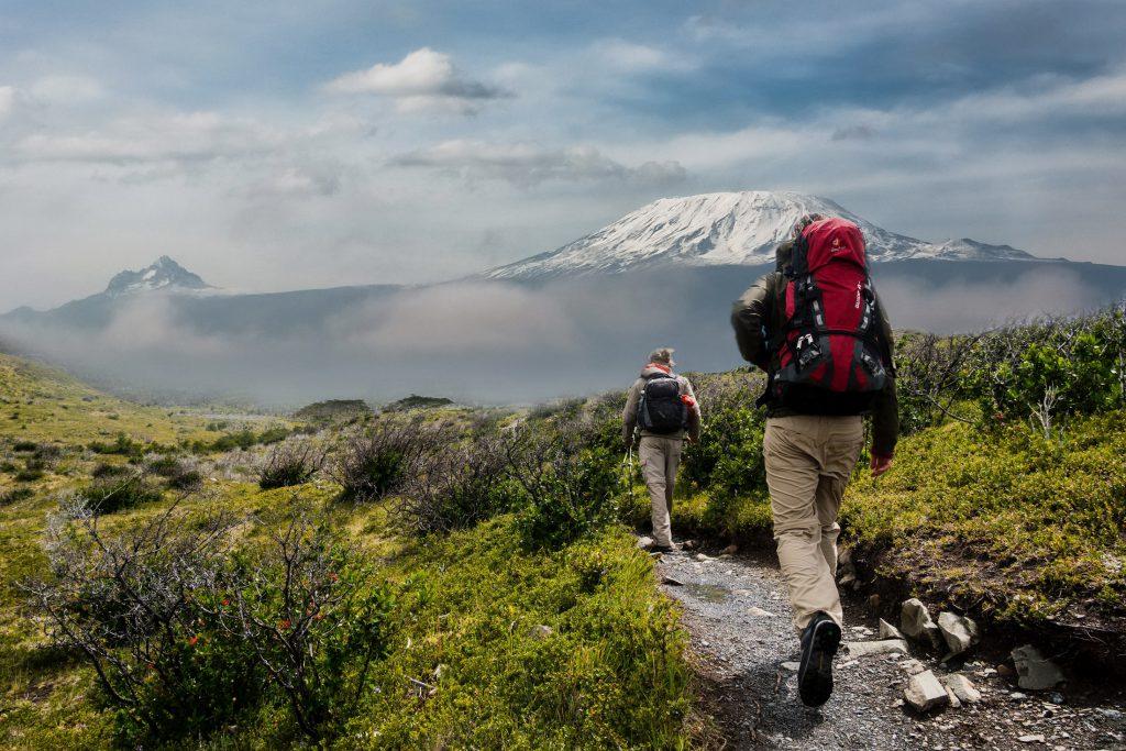 Kilimanjaro distance