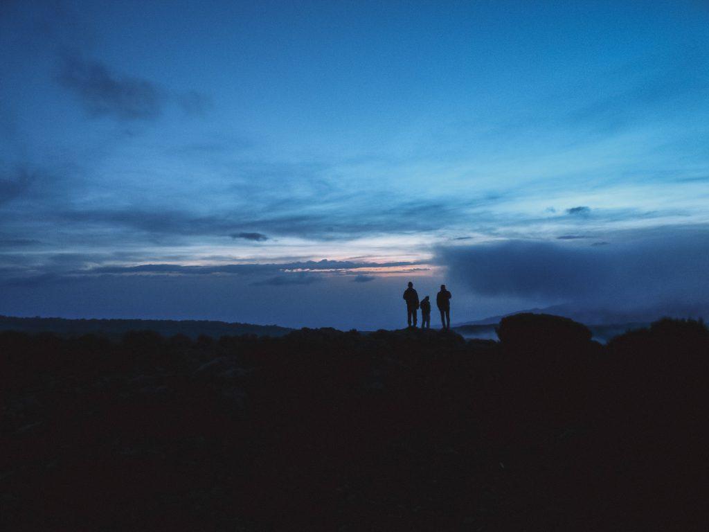 Dusk Kilimanjaro