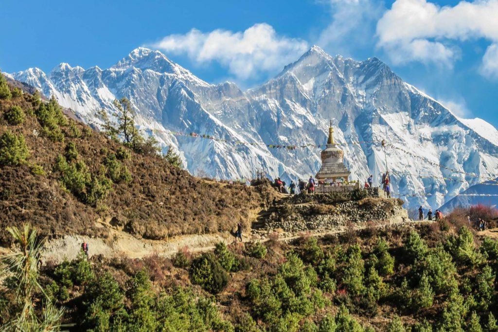 Nepal trekking everest base camp packing list