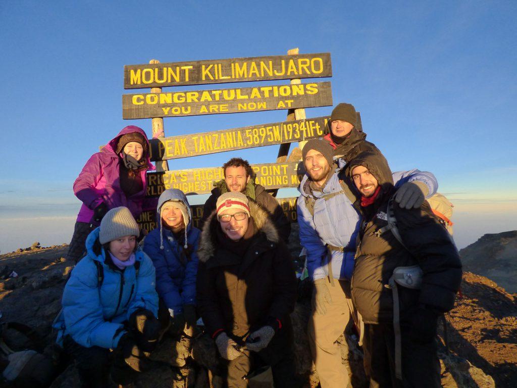 Kilimanjaro summit what to wear