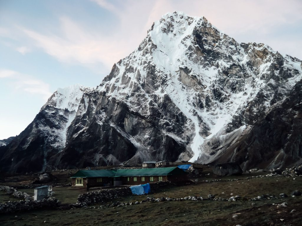 Take in new and exciting surroundings in the Himalayas