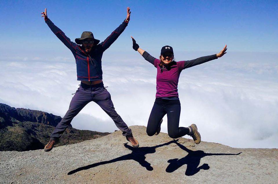 What is it like to climb Kilimanjaro?