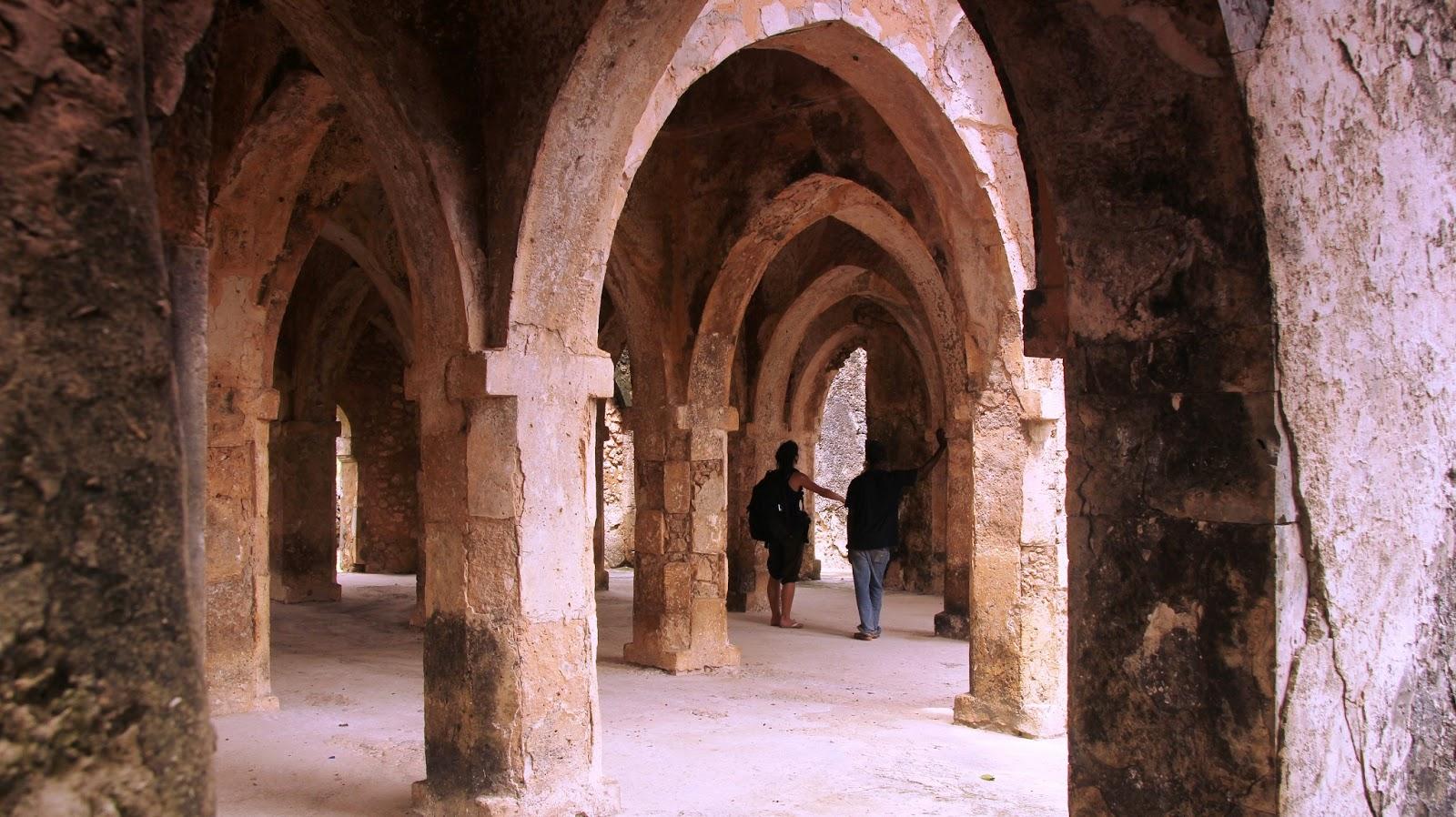 Great Mosque, Ruins of Kilwa Kisiwani