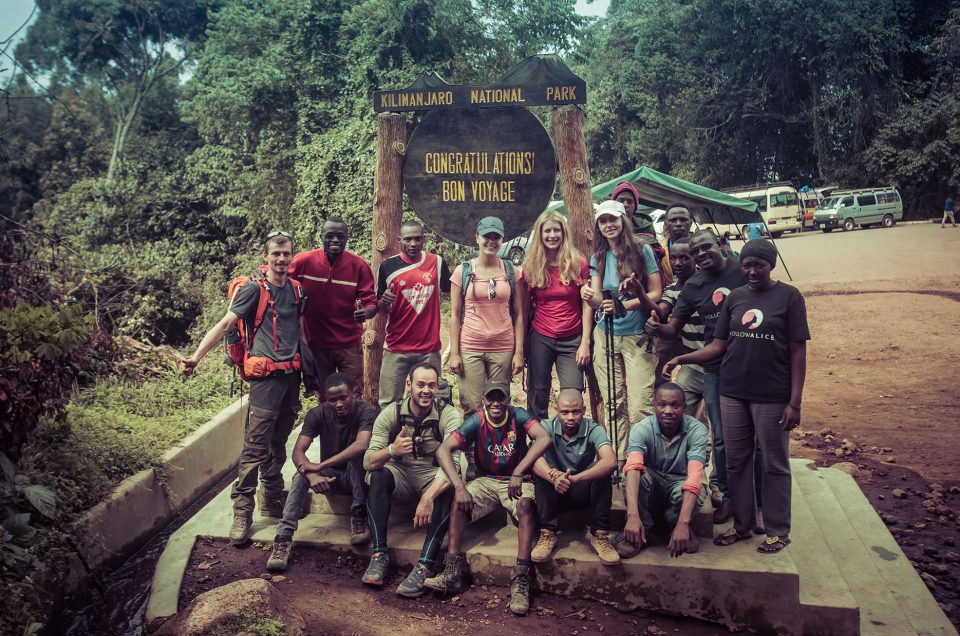 Kilimanjaro safety and altitude sickness