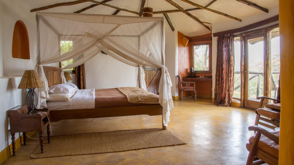 Your luxurious Kigongoni Lodge