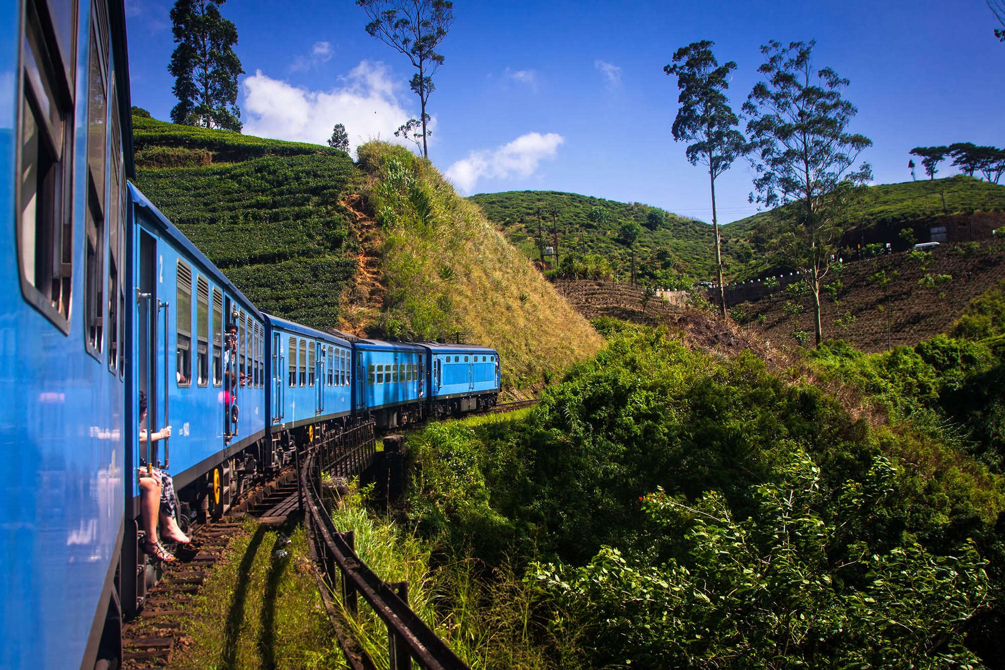 The most beautiful train ride in the world