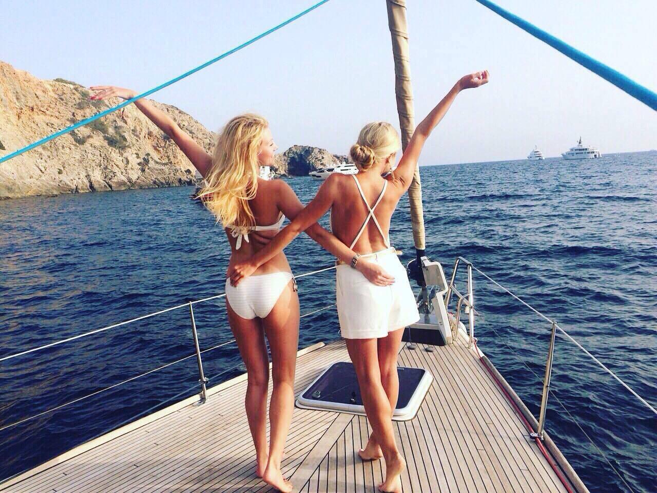 Sailing Sardinia and Corsica