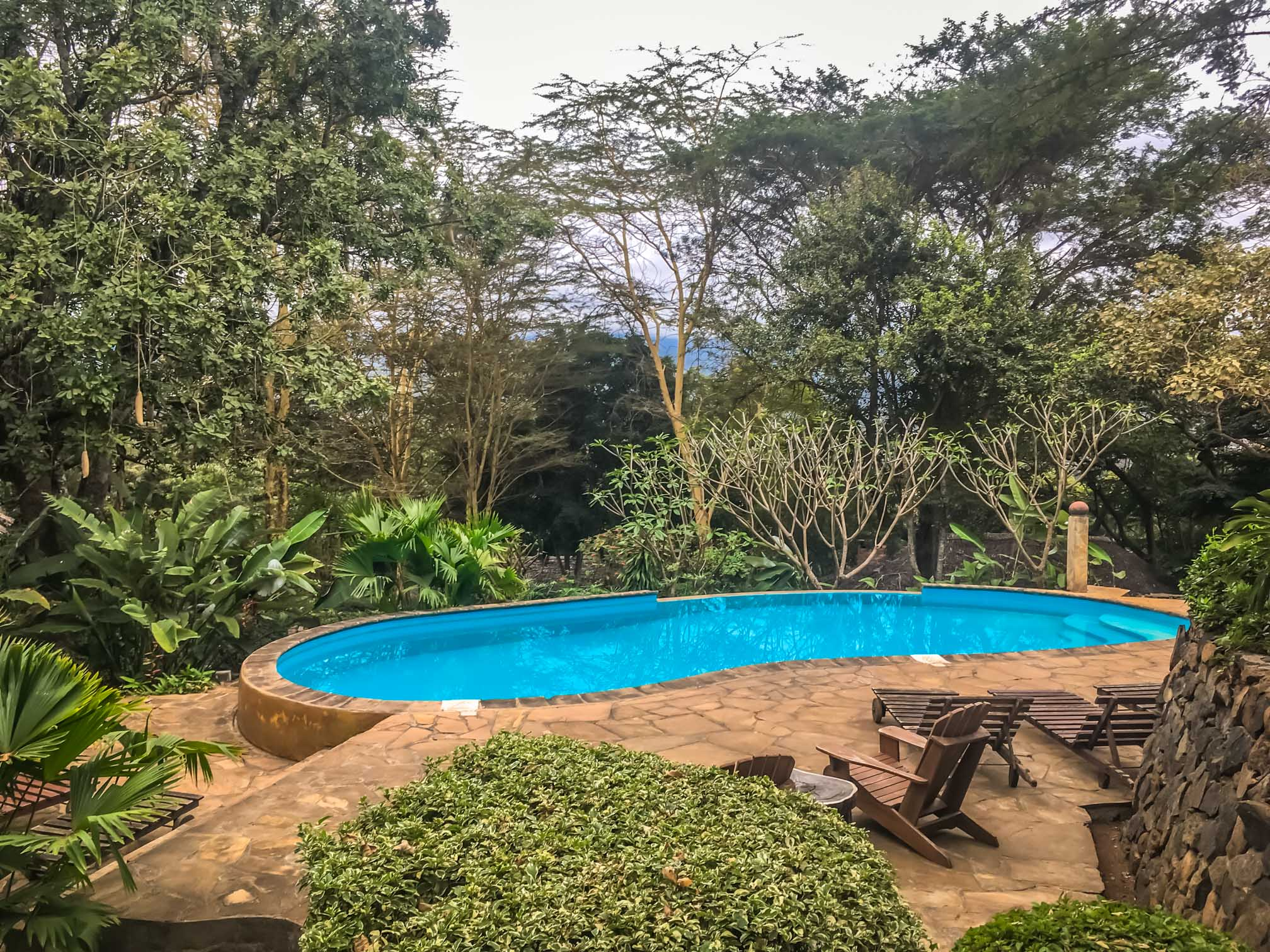 Relax and unwind at Kigongoni Lodge
