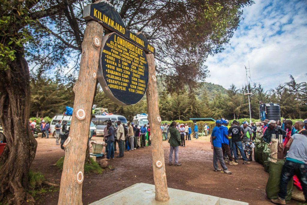 kilimanjaro safety at the gate