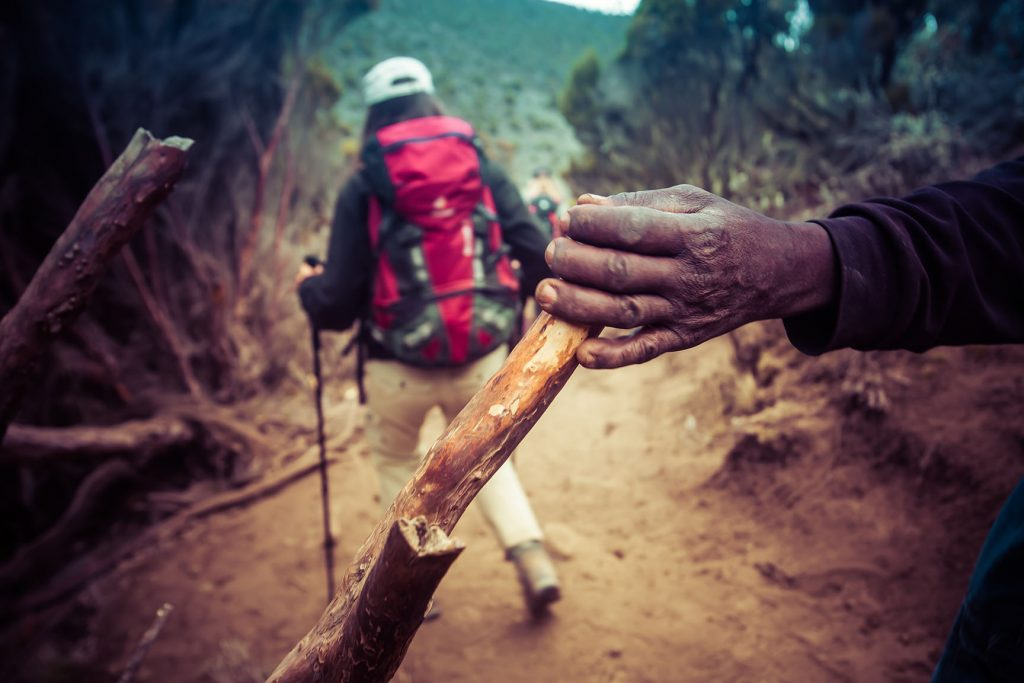 Kilimanjaro safety is key when climbing