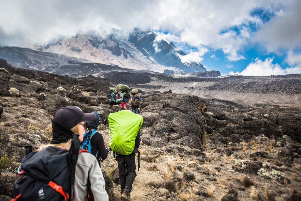 Rongai Route Mount Kilimanjaro