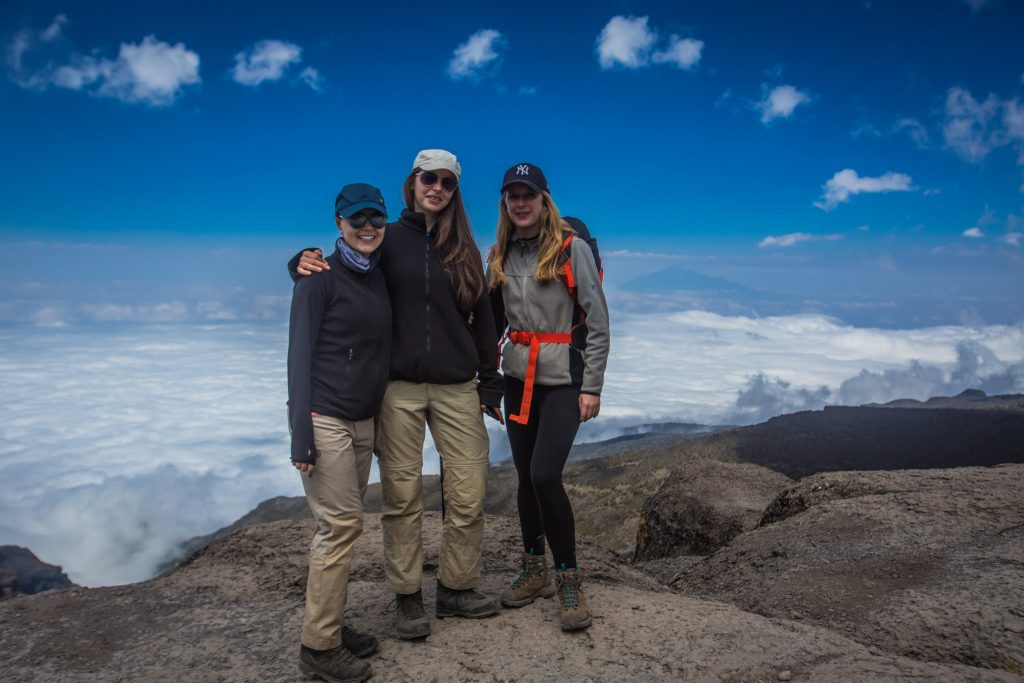 Mount Kilimanjaro Scenery