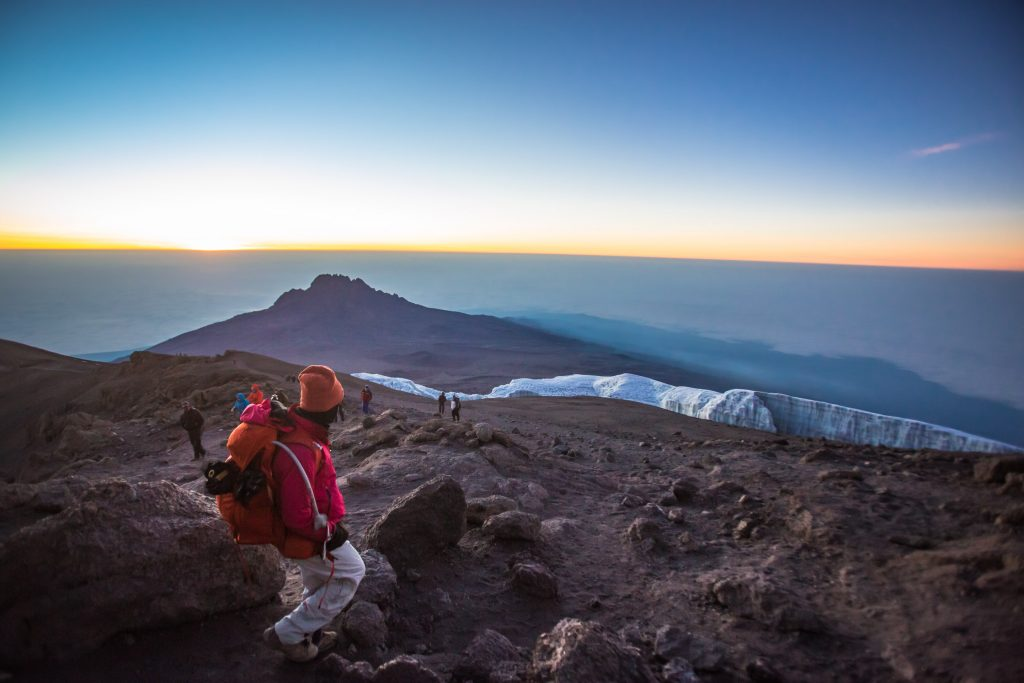 Summit Mount Kilimanjaro