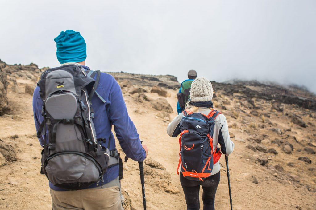 Hike Mt Kilimanjaro on the Machame Route
