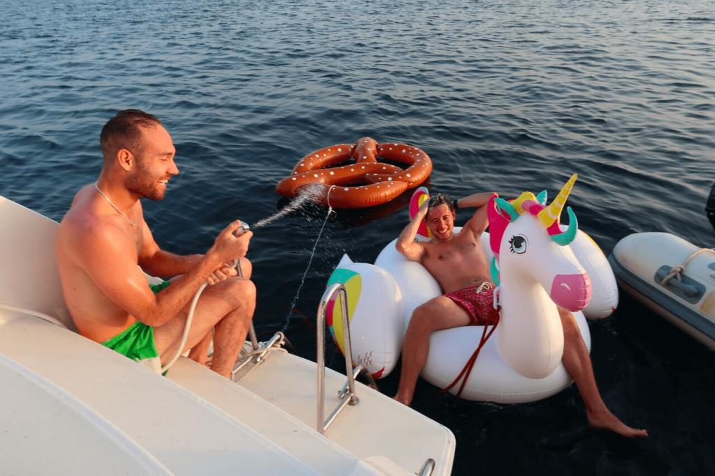 sailing week Sardinia and Corsica
