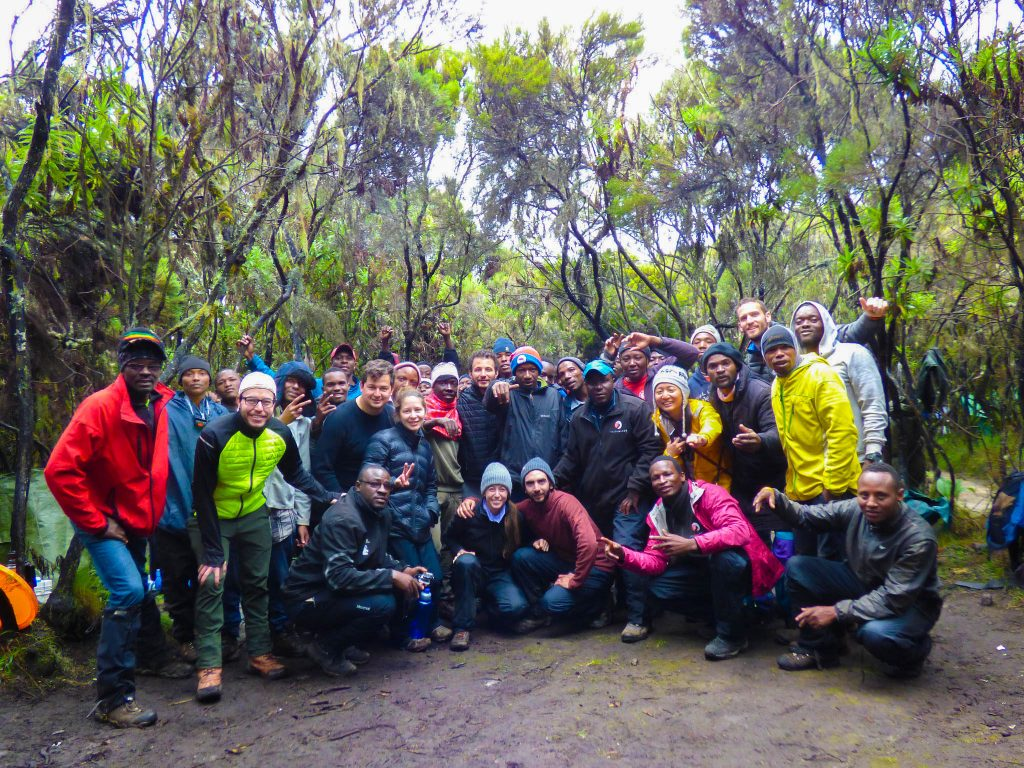 Kilimanjaro safety and tipping