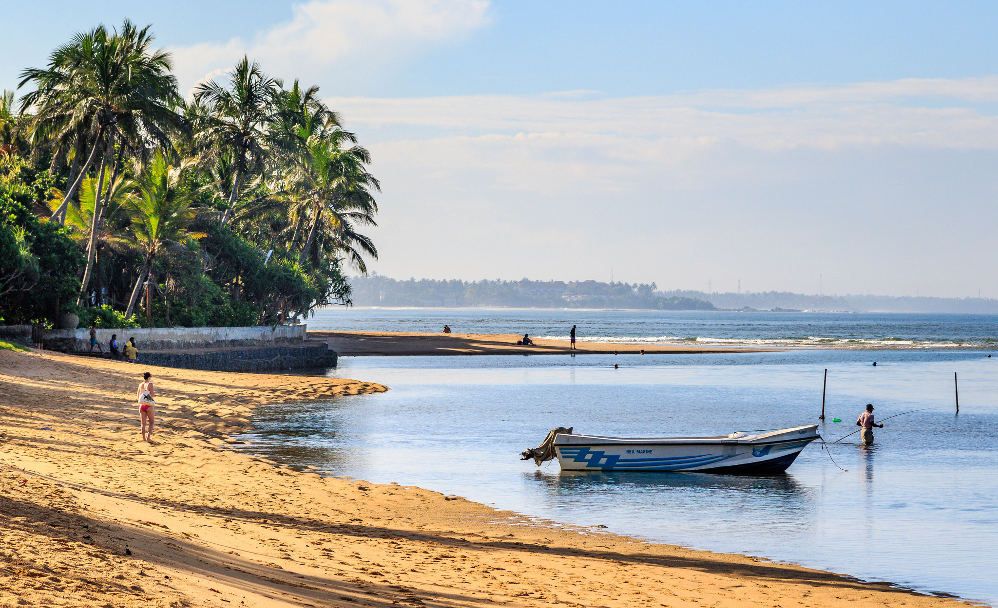 Sri Lanka is famous for its stunning coastline