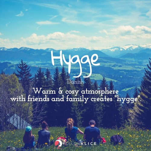Follow Alice travel quotes - Hygge