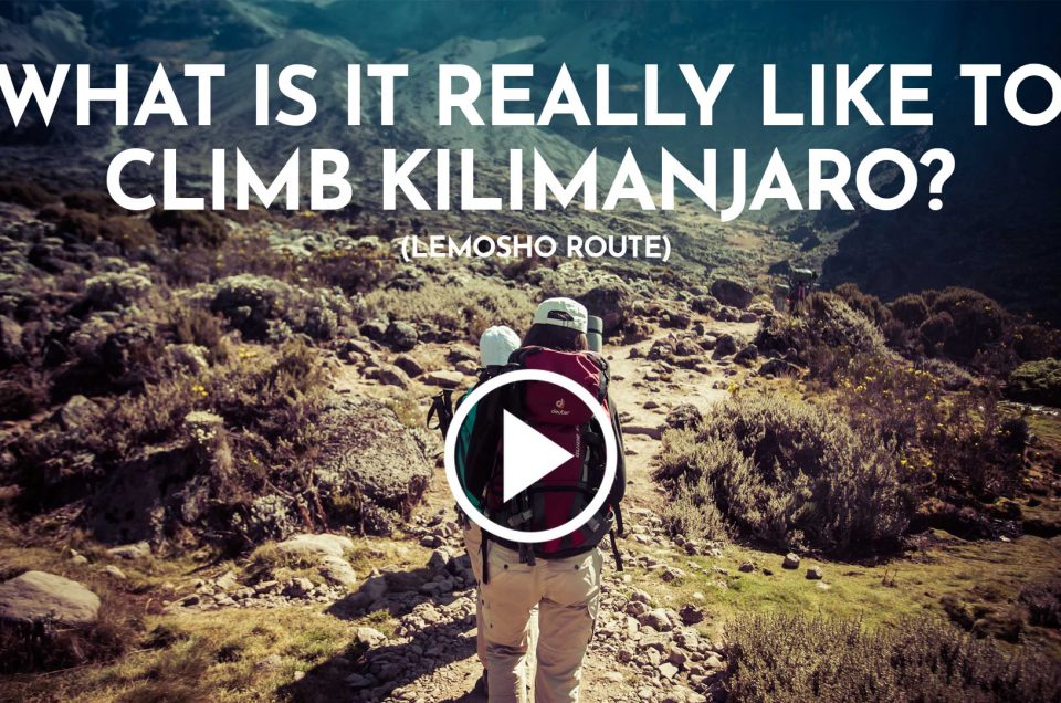Kilimanjaro Documentary – What is it really like?