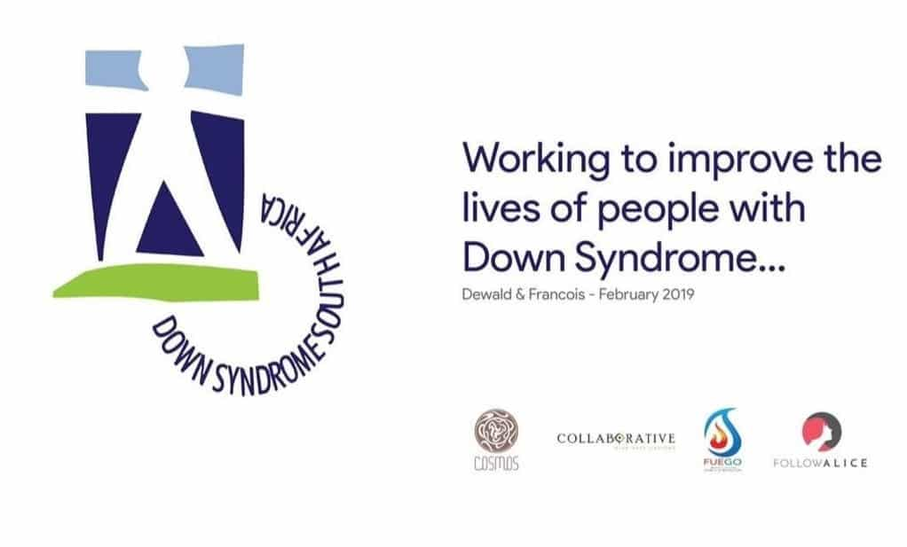 Down syndrome south Africa