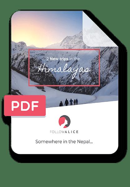 Nepal adventure trips pdf