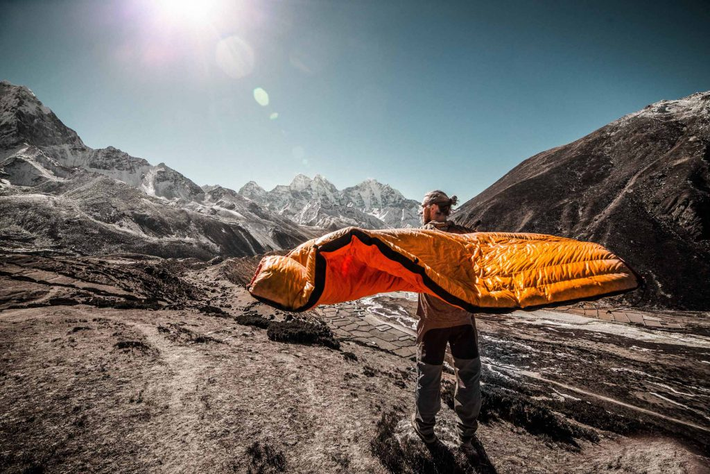 Nepal trekking to Everest base camp