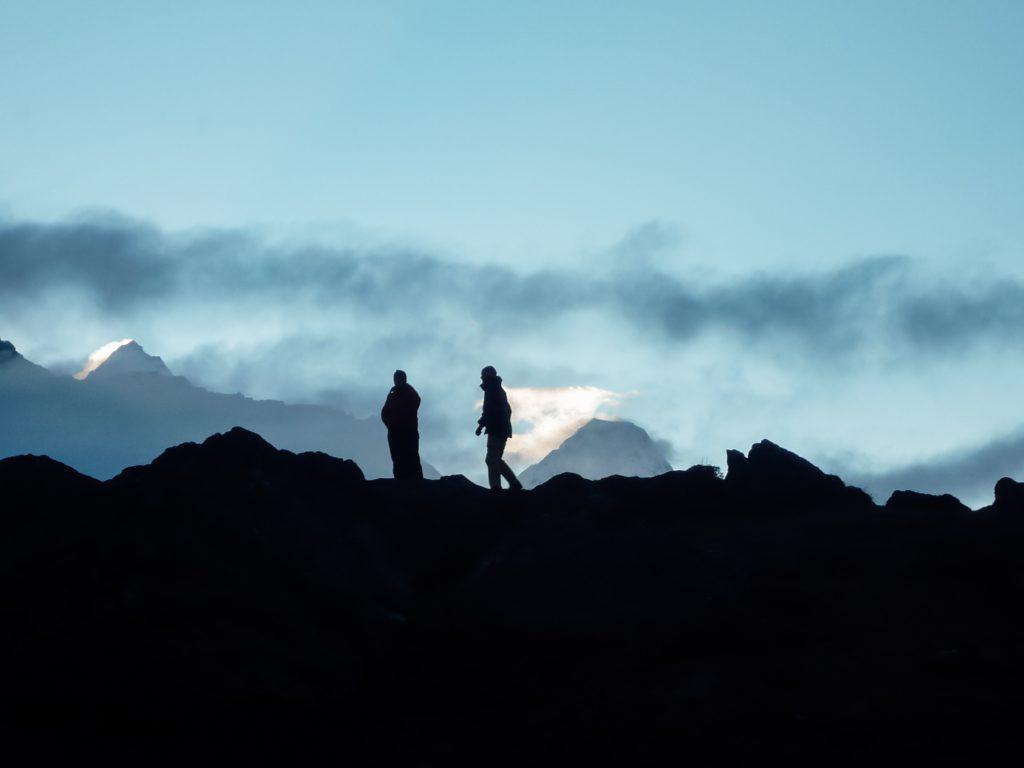 Annapurna Everest Base camp trek