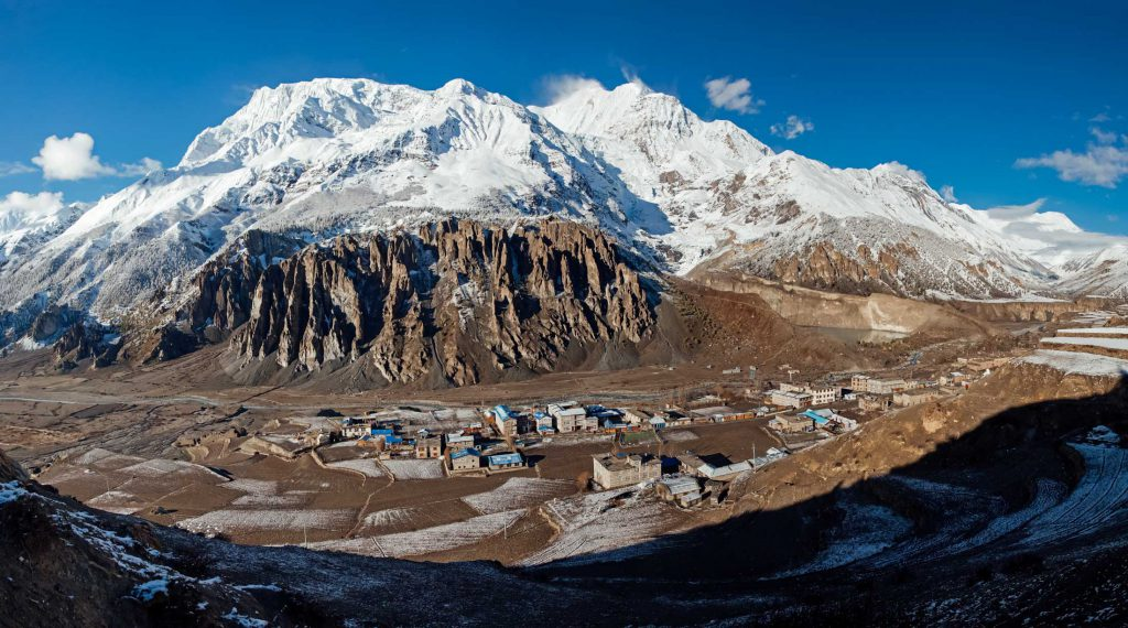 The Annapurna Circuit is said to offer the most varied scenery of any classic Nepal trek