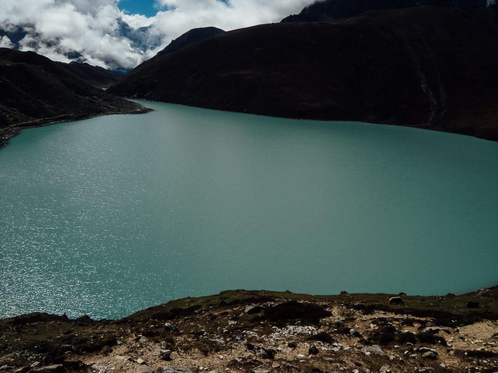 Gokyo Lake on the Everest Base camp trek