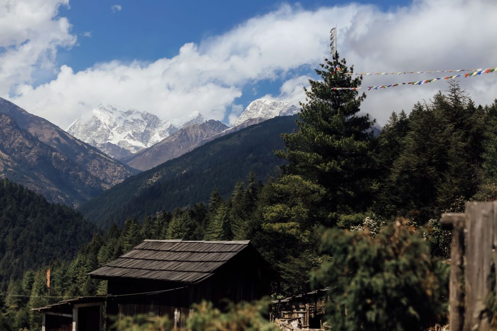 The Annapurna circuit trek is something anyone with basic fitness can do